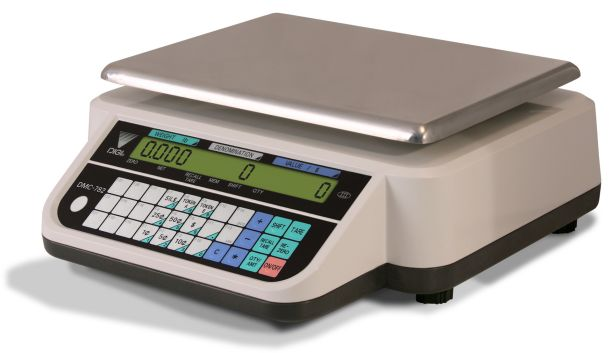 Digi DMC-782 scale for counting coins