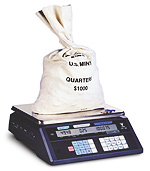 DMC 688 coin counting scale